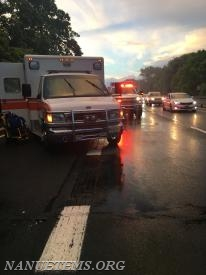 Photo Courtesy Nanuet EMS